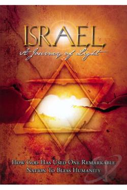 Israel: A Journey of Light DVD Cover Art