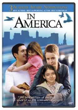 In America DVD Cover Art