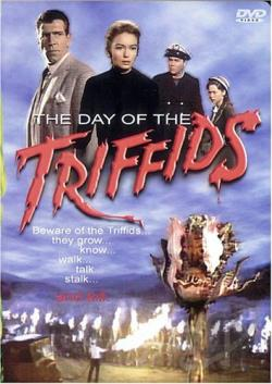 Day of the Triffids DVD Cover Art