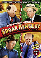 Rediscovered Comedies of Edgar Kennedy, Vol. 1 DVD Cover Art