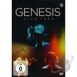 Live 1980 DVD DVD Cover Art