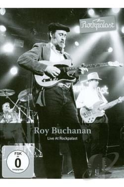 Rockpalast: Roy Buchanan DVD Cover Art