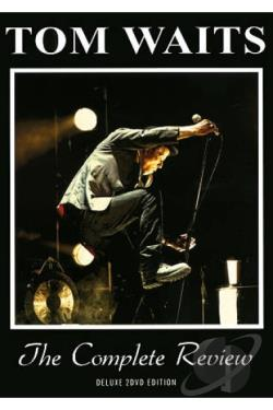 Tom Waits - The Complete Review DVD Cover Art