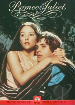 Romeo and Juliet DVD Cover Art