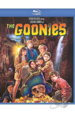Goonies BRAY Cover Art