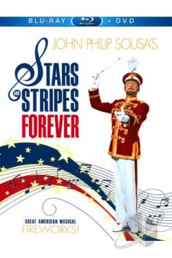 Stars and Stripes Forever BRAY Cover Art
