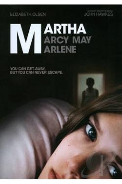 Martha Marcy May Marlene DVD Cover Art