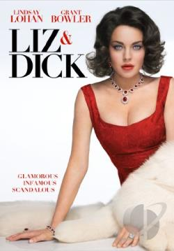 Liz & Dick DVD Cover Art