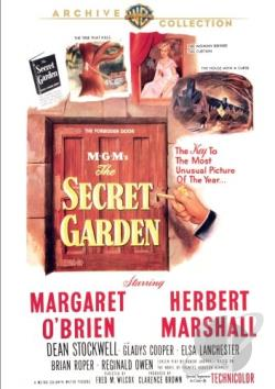 Secret Garden DVD Cover Art
