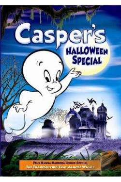Casper's Halloween Special/The Thanksgiving That Almost Wasn't DVD Cover Art