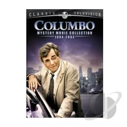Columbo: Mystery Movie Collection 1994-2003 DVD Cover Art