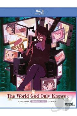 World God Only Knows - Complete Collection BRAY Cover Art