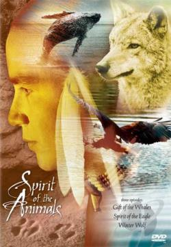 Spirit Of Animals DVD Cover Art