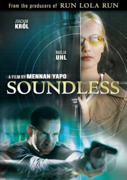 Soundless DVD Cover Art