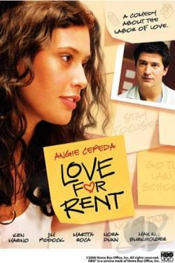 Love For Rent DVD Cover Art