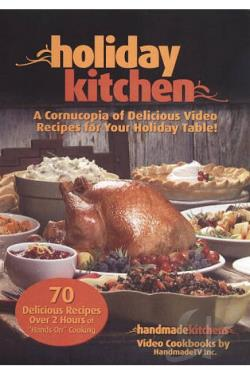 Holiday Kitchen DVD Cover Art
