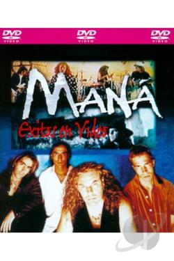 Mana - Exitos En Video DVD Cover Art