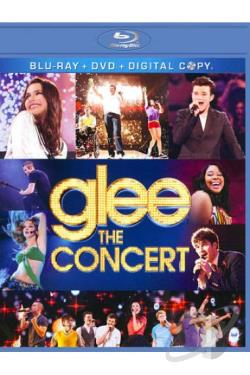 Glee: The Concert Movie BRAY Cover Art