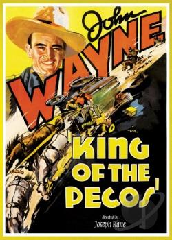 King of the Pecos DVD Cover Art