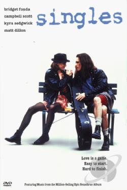 Singles DVD Cover Art
