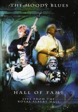 Moody Blues Hall of Fame - Live from the Royal Albert Hall DVD Cover Art
