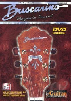 Buscarino Players in Concert DVD Cover Art