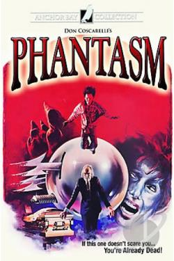 Phantasm DVD Cover Art