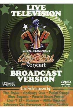 MP All Stars DVD Cover Art