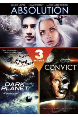 Absolution/Dark Planet/Convict 762 DVD Cover Art