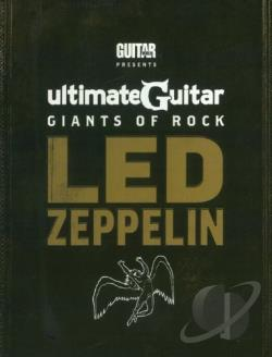 Ultimate Guitar Giants of Rock: Led Zeppelin DVD Cover Art