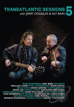 Transatlantic Sessions: Series 5 DVD Cover Art