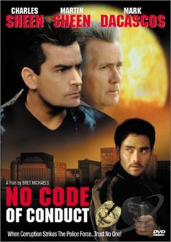 No Code Of Conduct DVD Cover Art