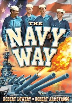 Navy Way DVD Cover Art