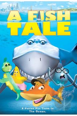 Fish tale dvd movie for Fish story movie