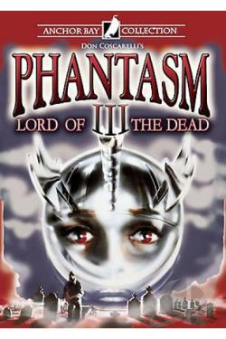 Phantasm III: Lord of the Dead DVD Cover Art