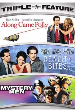 Along Came Polly/Reality Bites/Mystery Men DVD Cover Art