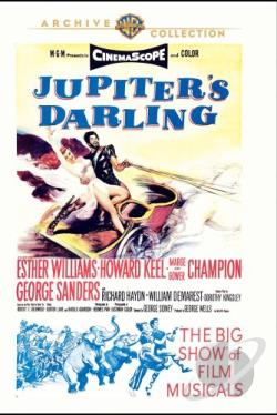 Jupiter's Darling DVD Cover Art