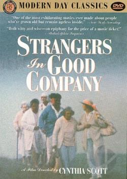 Strangers in Good Company DVD Cover Art