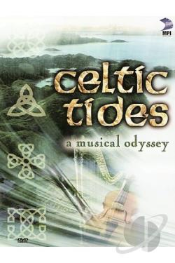 Celtic Tides: A Musical Odyssey DVD Cover Art
