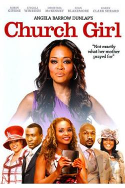 Church Girl DVD Cover Art
