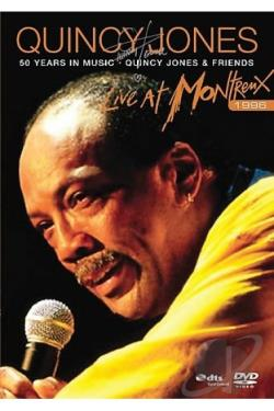 Quincy Jones: 50 Years In Music - Live At Montreux 1996 ...