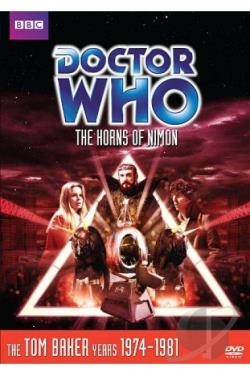 Doctor Who - The Horns Of Nimon DVD Cover Art