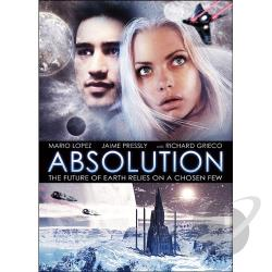 Absolution DVD Cover Art