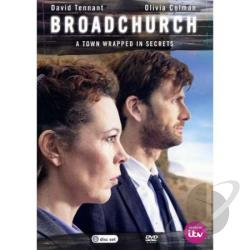 Broadchurch (Pal/Region 2) DVD Cover Art
