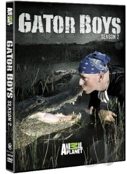 Gator Boys: Season 2 DVD Cover Art