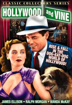 Hollywood and Vine DVD Cover Art