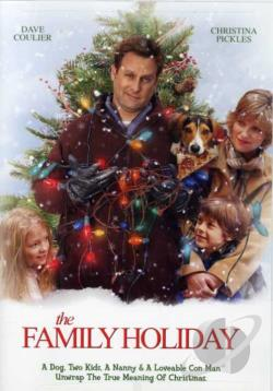 Family Holiday DVD Cover Art
