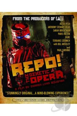 Repo! The Genetic Opera BRAY Cover Art