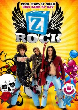 Z Rock - Season 1 DVD Cover Art