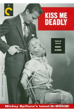 Kiss Me Deadly DVD Cover Art